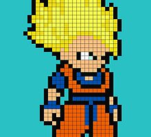 Super Saiyan Goku 8MB by Lannie1787