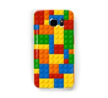 Plastic Blocks Samsung Galaxy Case/Skin
