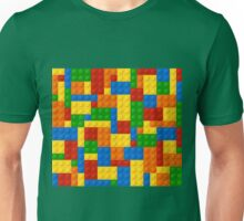 Plastic Blocks Unisex T-Shirt