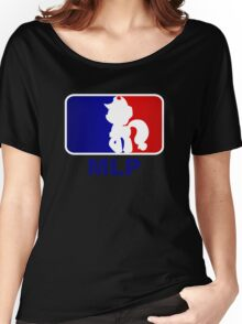 Major League Pony (MLP) - Applejack Women's Relaxed Fit T-Shirt