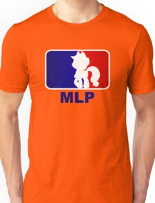 Major League Pony (MLP) - Applejack Unisex T-Shirt