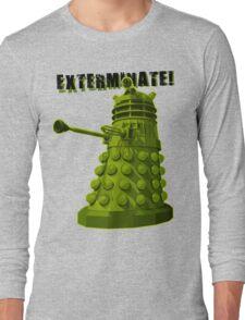 EXTERMINATE ARMY Long Sleeve T-Shirt