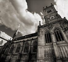 Constance Cathedral by Luke Griffin