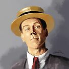 Hugh Laurie as Bertie Wooster by Yair Mor
