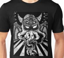 Cthulhu fhtagn: he waits, dreaming Unisex T-Shirt