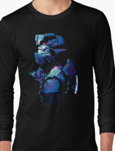 Splatter Isaac Long Sleeve T-Shirt