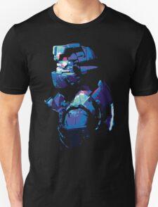 Splatter Isaac Unisex T-Shirt