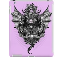 Delta Rose #1First Ever Merch Item iPad Case/Skin