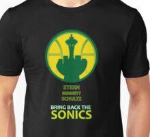 Sonics - F. David Stern Unisex T-Shirt