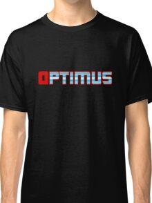 Optimus Classic T-Shirt