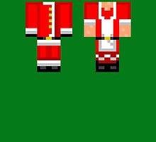 Minecraft Skin Christmas Duvet Cover Bedding by HyperDerpz