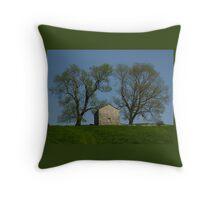 Wharfedale Barn Throw Pillow