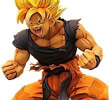 Goku by Lannie1787