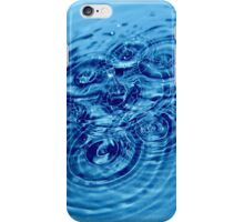 Water Abstract iPhone Case/Skin