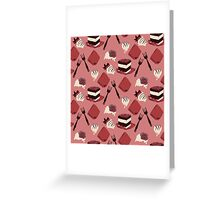 Scattered Sweets Greeting Card