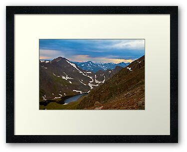 Mount Bierstadt by CrowningGlory