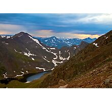 Mount Bierstadt Photographic Print