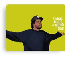 Ice Cube 4 everyone Canvas Print