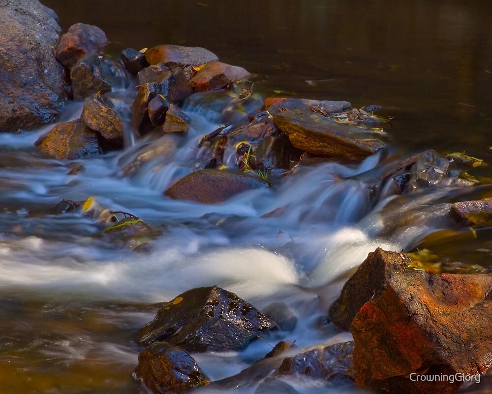 Bear Creek Cascades by CrowningGlory