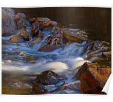 Bear Creek Cascades Poster