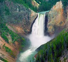 Grand Canyon Of Yellowstone by CrowningGlory