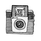 old fashioned brownie camera by ArtLuver