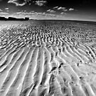 Sand lines by Sergey Martyushev