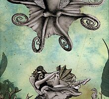 Octopus Float by WinonaCookie