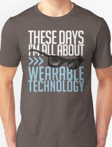Wearable Technology T-Shirt