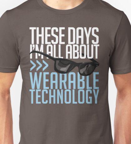 Wearable Technology Unisex T-Shirt