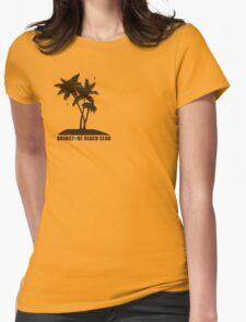 Brimstone Beach Club Womens Fitted T-Shirt