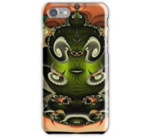 Inti (Incan Sun God) iPhone Case/Skin