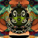 Inti (Incan Sun God) by JimPavelle