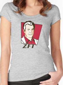 ZFT   Fringe Women's Fitted Scoop T-Shirt