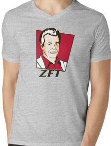 ZFT | Fringe Mens V-Neck T-Shirt