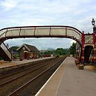 Settle Station by Andy Thomson Photography