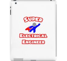 Super Electrical Engineer iPad Case/Skin