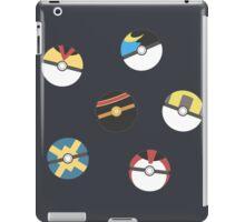 Poke Balls iPad Case/Skin