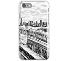 Time is 7 Train iPhone Case/Skin