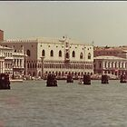 VENEZIA - PALAZZO DUCALE- ITALIA---  EUROPA--  by Guendalyn