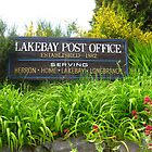 Lakebay, Washington by Kathleen Hamilton