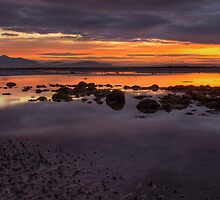 North Shore, Ardrossan by Paul Messenger