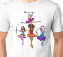 Ballerina Warriors Unisex T-Shirt