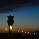 Brussels tower, Delta 7000, cleared to land runway two five left by Ulla Jensen