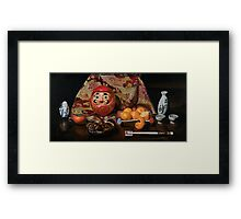Wish Fulfilled Framed Print