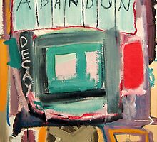 Abandon by Alan Taylor Jeffries