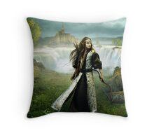 Elvin Prince Throw Pillow