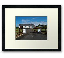 Carraig Mhuire Framed Print