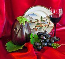 Edgar Eggplant Explains: by heatherfriedman