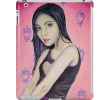 Girl Mysterious iPad Case/Skin